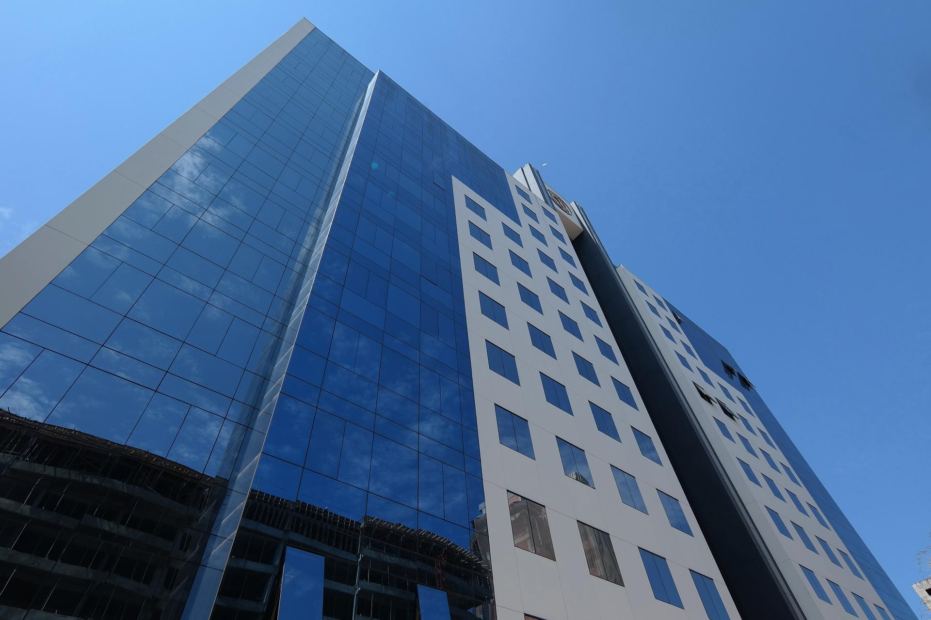 budynek logo bielsko biala bhp